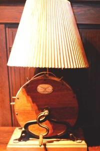 english lamp